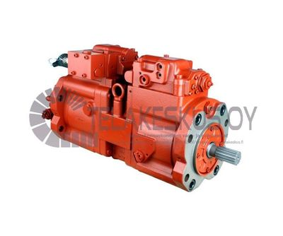 Hydraulipumppu New Holland E135 SR